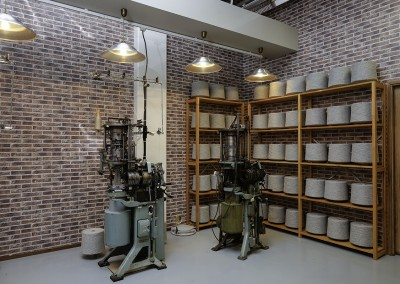 Helsinki wool sock factory